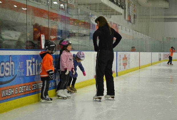Photo courtesy of Flyers Skate Zone