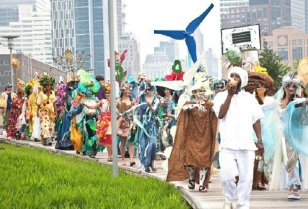 Earth Celebrations: Hudson River Pageant honors Mother Nature