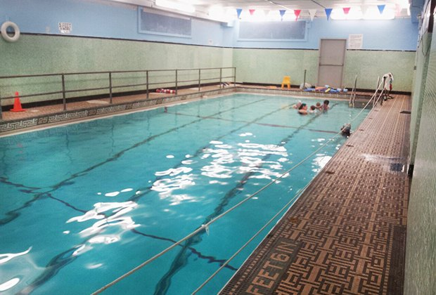 Find brooklyn swimming classes for kids and babies mommy for Koi pool opening times
