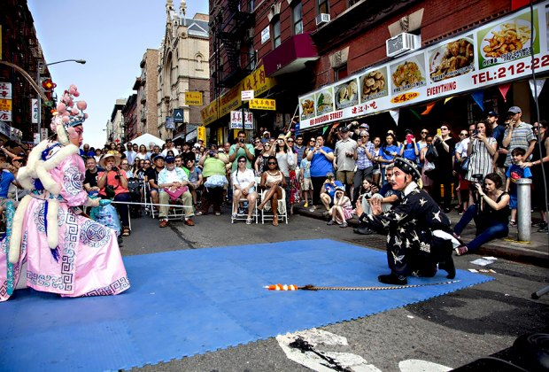 The Best Annual Family Festivals for NYC Kids (Mostly Free