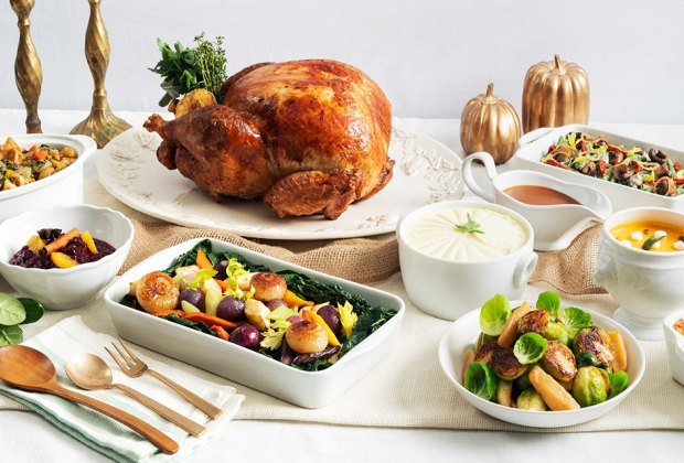 Epicerie Boulud NYC Thanksgiving restaurant takeout dinner