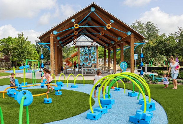 Best Houston Playgrounds And Parks For Toddlers Mommypoppins Things To Do In Houston With Kids