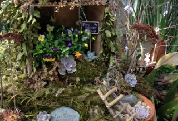 Fairy Flower Shop