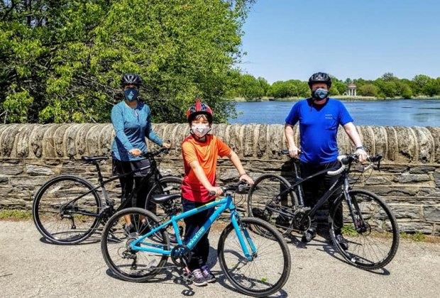 FDR Park bike riding