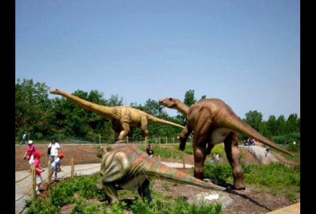 A prehistoric party