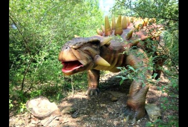Field Station: Dinosaurs in New Jersey: Where Prehistoric