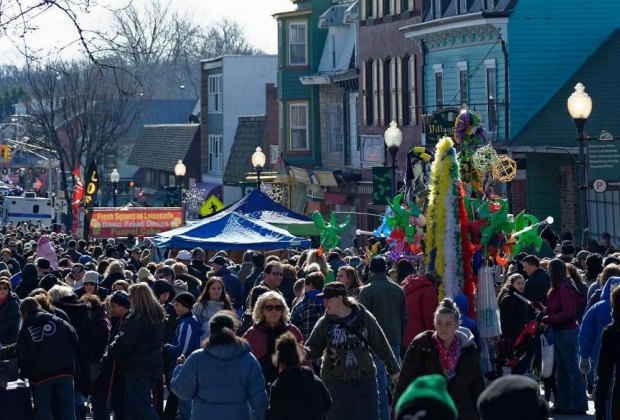 Photo courtesy of Fire & Ice Festival in Mount Holly