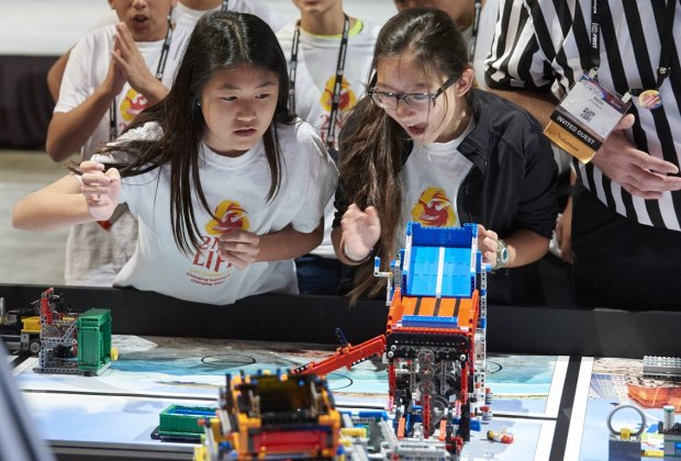 Lego Teams: How to Join the Hudson Valley FIRST Lego League