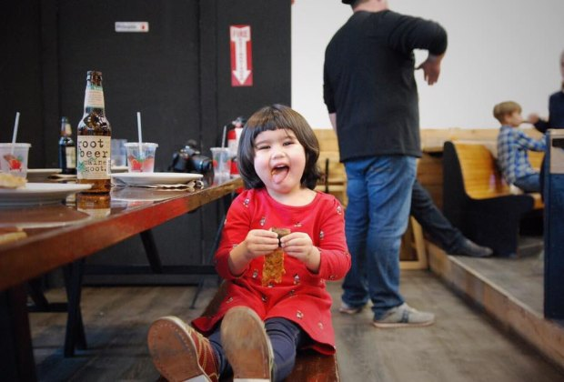 12 Boston Area Restaurants Where Kids Can Play While You Eat
