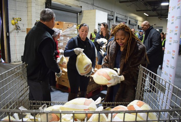 Free Thanksgiving Turkeys The Community FoodBank of New Jersey