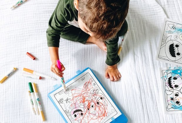 Free Coloring Pages For Kids To Download MommyPoppins - Things To Do In  New York City With Kids