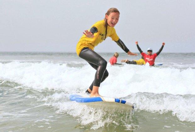 Photo courtesy of Freedom Surf Camp