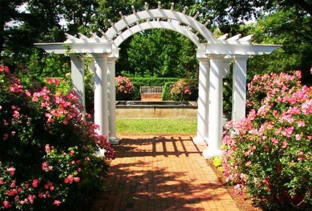 The Frelinghuysen Arboretum is a beautiful destination