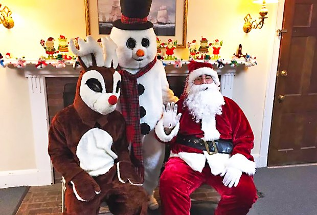 Have breakfast with Frosty and Friends on Saturday, December 7, 2019, in Bedford Hills. Photo courtesy of Bedford Hills