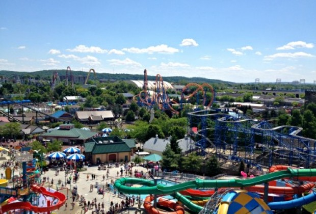Hersheypark offers lots of rides and attractions for all ages to enjoy.