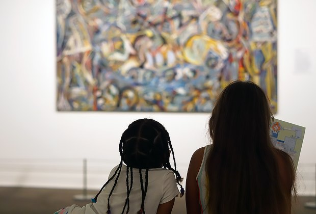 Gaze at modern and ancient masterpieces at The Metropolitan Museum of Art.