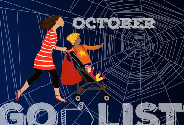 Best Things To Do with NYC Kids: October GoList