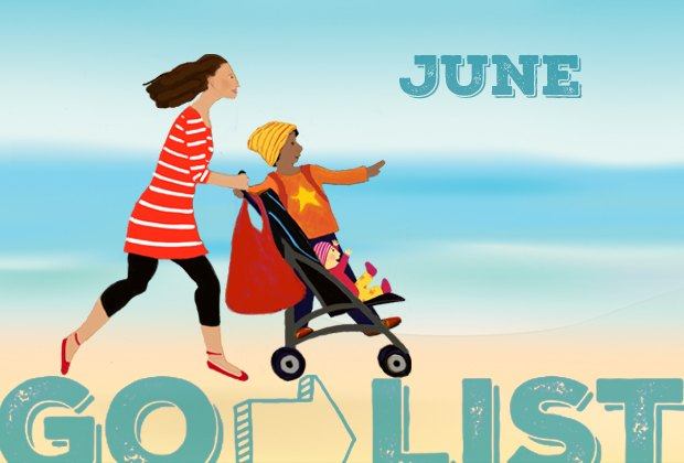 June golist best things to do with nyc kids mommy for Nyc kids activities today