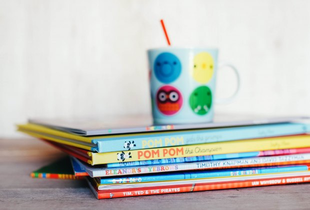 Kids Will Go Home Ready To Read When They Get A New Book As Party Favor Photo By Annie Spratt Unsplash