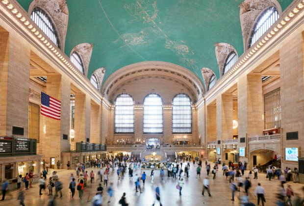 Grand Central Station Visitors Guide: Shopping, Restaurants, Bathrooms and MOre