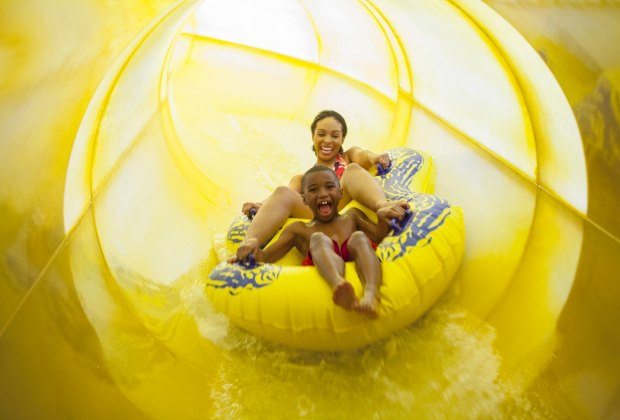 Water and Amusement Park Discount Tickets in LA: Great Wolf Lodge