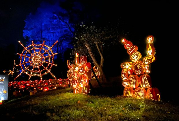 2020 Long Islands Best Places For Christmas Lights The Great Jack O'Lantern Blaze Returns for 2020 Season