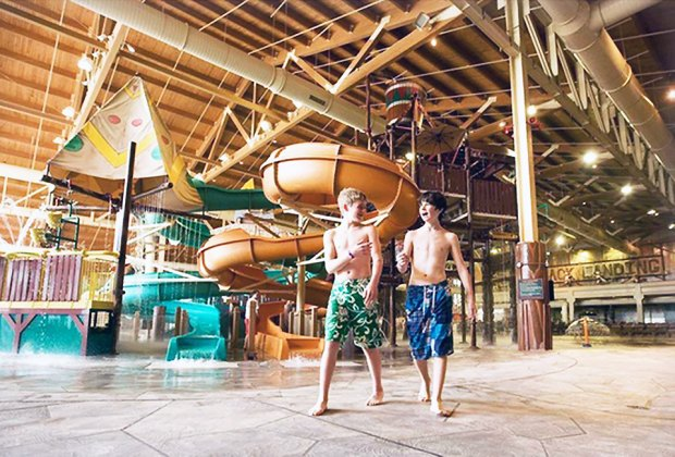 10 Best Indoor Water Parks For Kids In The Us Mommypoppins
