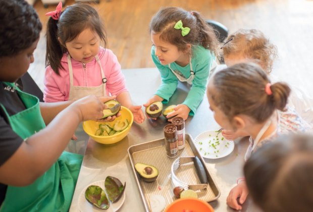 Taste Buds Kitchen Cooking Camp | MommyPoppins - Things to ...