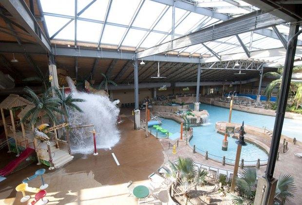 H20ooohh! Indoor Family Water Park Indoor Water Parks