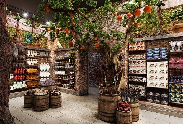 Harry Potter shop of goodies