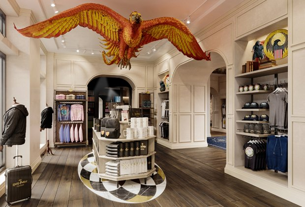 Harry Potter Clothing and merchandise
