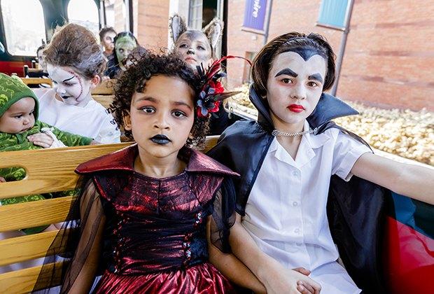 Halloween Kids.Halloween In Salem Ma Spooky Not Too Scary Activities For