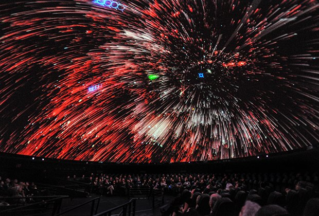 Planetariums Near and In NYC Where Kids Can Stargaze