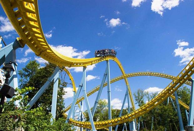 Hersheypark thrill ride