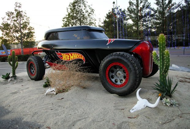 Things To Do with Kids During Spring Break in Boston: Hot Wheels Live