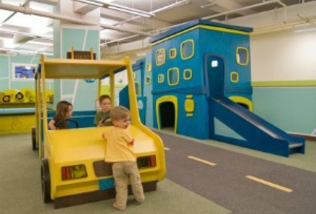 Long Island Indoor Play Places