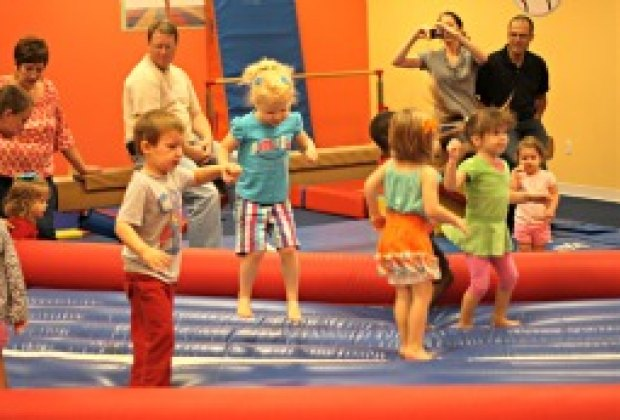 14 Brooklyn Gym Party Spots For Kids Mommy Poppins