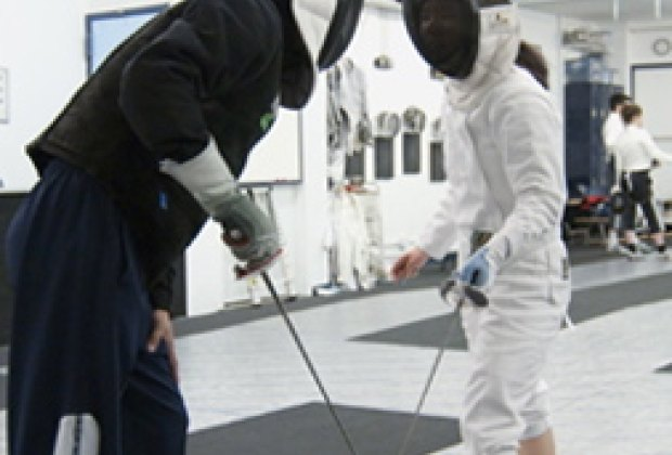 Fencing Classes For New York City Kids Mommy Poppins