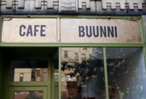 Cafe Buunni Nyc