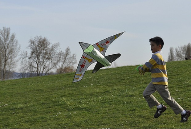 Free NYC Weekend Events for Kids May 9-10: Kite Flying