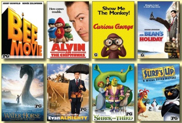 Free Children's Movies Coming to a Theater Near You