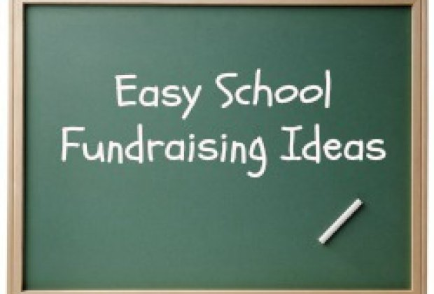 What does your school do for fundraising?