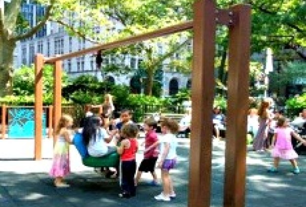 Where to Eat with Kids Near Madison Square Park Besides