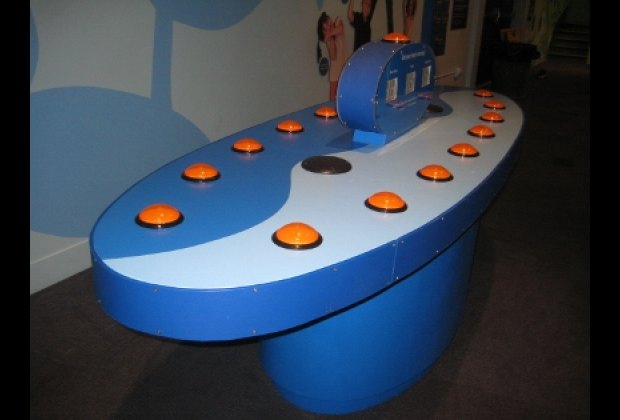 Raise your heart rate up at this fun game table