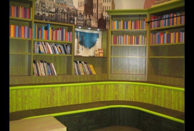 The Barbara K. Lipman Children's History Library