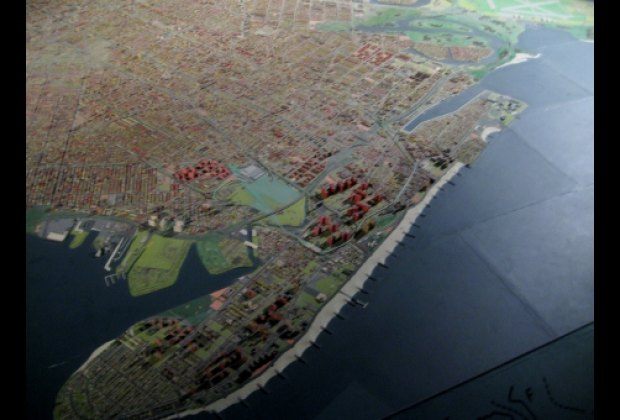 Brooklyn's Coney Island and Manhattan Beach