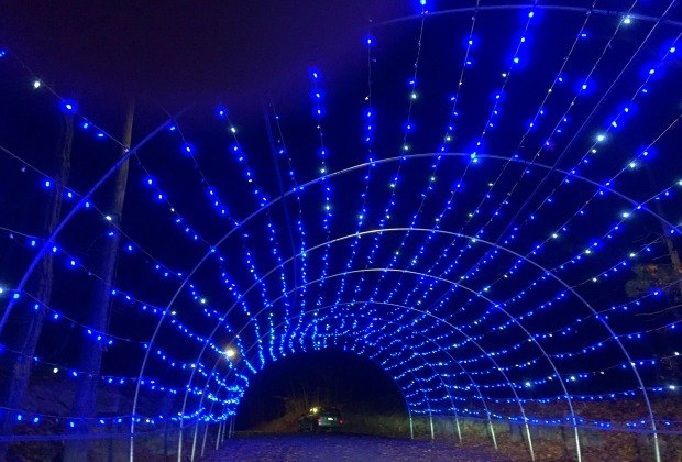 Our Visit To Fantasy Of Lights In New Haven County Mommy