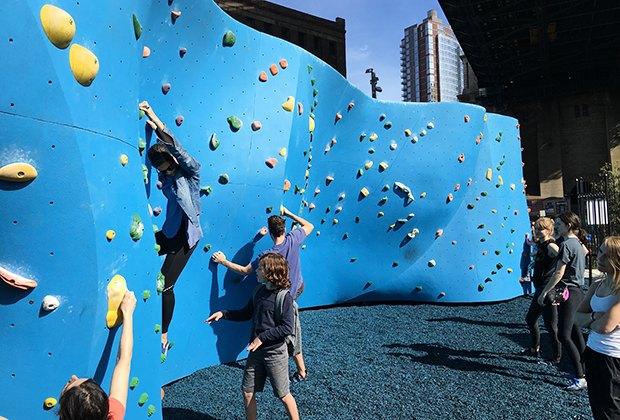 Cliffs Dumbo Climbing Wall
