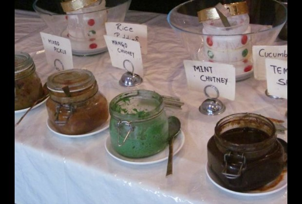 Chutneys at Mehfil Indian Restaurant