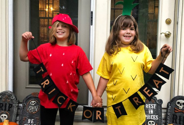 Easy Last,Minute Halloween Costumes for Kids